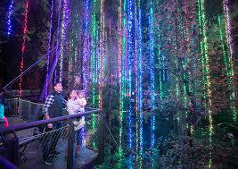 When Is The Parade Of Lights Garden Lights Atlanta Botanical Garden