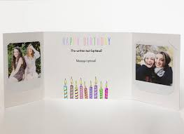 send a birthday card online we u0027ll mail it for you candles