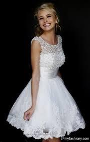 white graduation dresses for 8th grade 8th grade graduation dresses white 2016 2017 b2b fashion