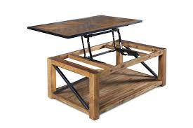 coffee table paula deen home put your feet up square linen wood