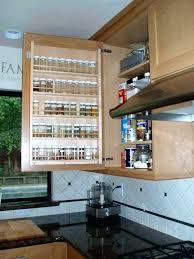 kitchen cabinet spice racks kitchen cabinet spice rack pull out medium size of kitchen storage