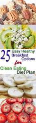 25 healthy breakfast options clean eating diet plan u0027s best recipes