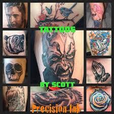precision ink tattoo u0026 piercing in raymond terrace nsw