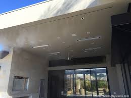 sunglo patio heaters patio heaters modern misting systems for palm springs and palm
