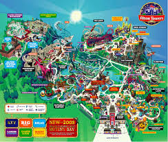 Six Flags New England Map by It Might Be Possible To Produce Some Kind Of Navigational Guide
