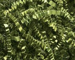 crimped paper shred 8 ounces lime green gift basket shred crinkle cut crimped paper