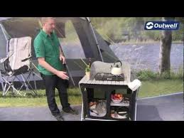 Best Camping Images On Pinterest Camping Cooking Dome Tent - Outwell sudbury kitchen table