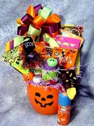cool gift baskets pa children s kids gift baskets spooky haunted gift
