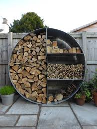 wood store image result for log store garden log store