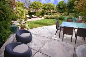 Outdoor Concrete Patio Designs 25 Concrete Patio Outdoor Designs Decorating Ideas Design Trends