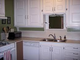 Kitchen Cabinet Trim Ideas Applying Wood Trim To Old Kitchen Cabinet Doors Images Doors