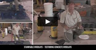 Concrete Step Resurfacing Products by Concrete Resurfacing Products U0026 Installation Tips The Concrete