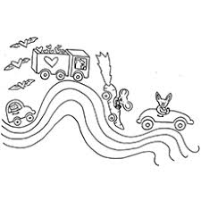 Rainbow Coloring Pages Free Printables Momjunction Coloring Pages For Boys And Printable