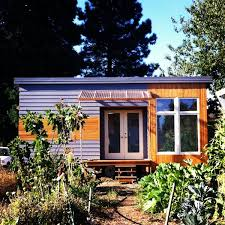 Renting A Tiny House 200 Sq Ft Modern Tiny House On Wheels For Sale In Portland Or