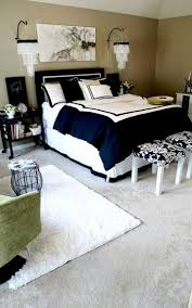 Navy Feature Wall Bedroom Navy Blue Color Combination Dresses Paint Colors That Go With