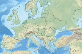 Topographic Map Of Europe fileeuropean union color topographic map svg at topographical map