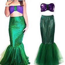 Womens Mermaid Halloween Costume Women U0027s Mermaid Costumes Ebay