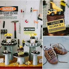 construction party ideas a construction party best kids birthday party ideas popsugar