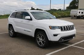 New 2018 Jeep Grand Cherokee Sterling Edition Sport Utility In