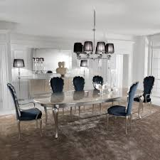 dining chairs mesmerizing silver dining chairs design silver