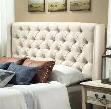 Ideas For Headboards by White Tufted Headboard Queen 148 Cute Interior And Full Image For