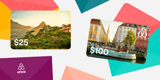 travel gift cards airbnb on a present giving changer introducing