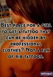where to get a tattoo that can be hidden best tattoo 2017