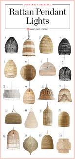 Wicker Pendant Light Rattan Pendant Light Brilliant Superior Woven 0 Lights Within 10