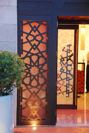 Restaurant Doors Swing Main Entrance To Restaurant In Arabic Style Arabic Designs