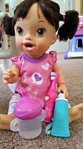 Little Girl Meme Teeth - baby alive brushy brushy baby doll perfect for little girls