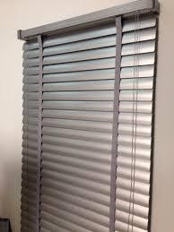 Venetian Blinds Wood Effect Wooden Effect Aluminium Slats Metal Headrail Plastic Wand Tilt