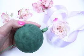how to make flower balls with fresh flowers the smell of roses