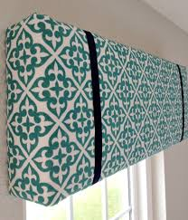 How To Make A No Sew Window Valance How To Make A Pelmet Box Tutorial A Thoughtful Place