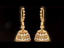 bugadi earrings small gold earrings designs low price