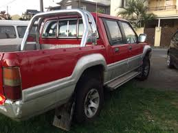 mitsubishi strada 1995 used mitsubishi strada 1993 strada for sale rose hill
