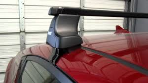 Ors Roof Racks by 2012 Hyundai Elantra With Thule 480 Traverse Base Roof Rack By