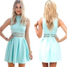 appglecturas light blue summer dresses images