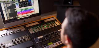 Home Studio Mixing Desk by Panorama Mixing U0026 Mastering Studio