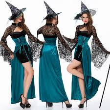women cosplay witch halloween costumes wholesale at