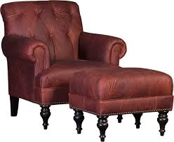 Fabric Armchairs And Ottomans 33 Best Mayo Leather And Leather Fabric Chairs Images On Pinterest