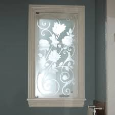 free glass etching stencils etching glass for a custom look
