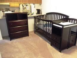 crib changing table dresser combo u2014 carolina tables