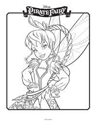 tinkerbell coloring pages celebrate tinkerbell film pictures
