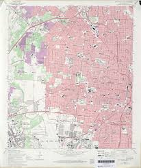 Lackland Air Force Base Map Texas Topographic Maps Perry Castañeda Map Collection Ut