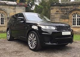 range rover sport 2015 used 2015 land rover range rover sport svr for sale in west