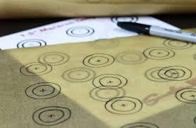 macarons 101 beginner u0027s guide printable piping template