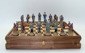 chess boards with storage