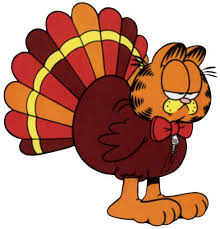 garfield thanksgiving clipart 11