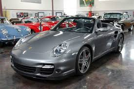 2009 porsche 911 for sale by owner 2009 porsche 911 awd turbo 2dr convertible in hailey id for sale