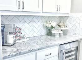 backsplash ideas for white kitchens white kitchen cabinets subway tile backsplash porcelain subway tile